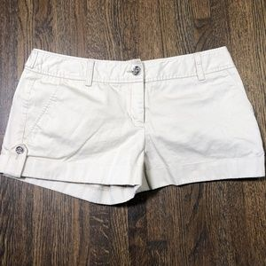 Express Design Studio Shorts Size 10 Khaki